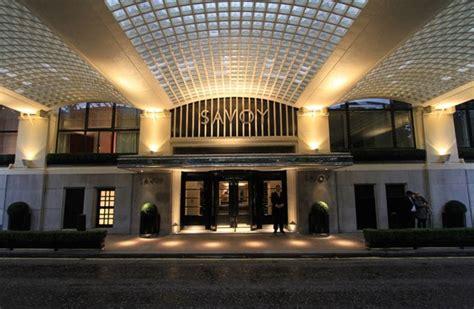 Latest Interior Home Designs by Savoy Hotel By Lighting Design International Hotels
