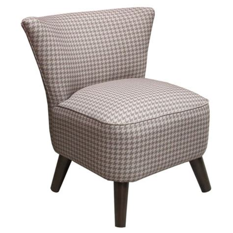 Houndstooth Accent Chair by Houndstooth Accent Chair Never Much Houndstooth