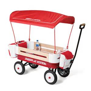 Canopy Wagon by Radio Flyer Wagon With Canopy Rainwear