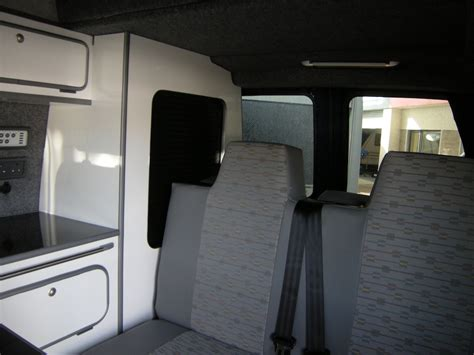 Vw Interior Kits by Vw T5 Interior Conversion Kit Vw Cer Interiors