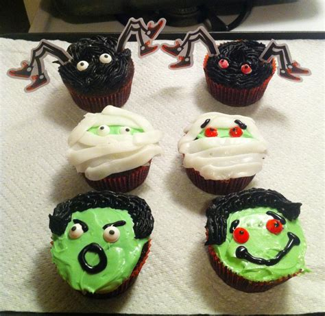 halloween themed cupcakes spooky gift ideas for halloween