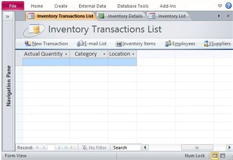 Access Inventory Template 8 Free Access Documents Download Free Premium Templates Access Inventory Management Templates