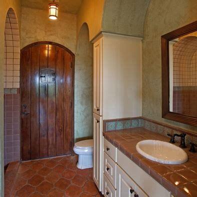 saltillo tile bathroom saltillo bathroom floor new house pinterest