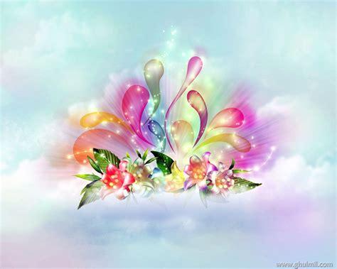 Flower 3d Wallpaper 1209171 beautiful colorful 3d hd flowers wallpaper for desktop background abstrato