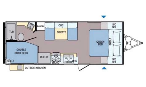 coleman travel trailers floor plans coleman travel trailers floor collection also fascinating