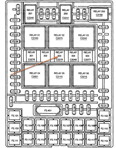 Ford F 350 Fuel Pump Relay Location — BCMA