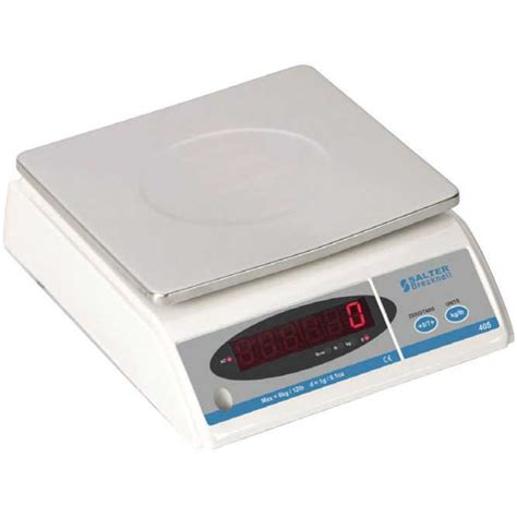 salter brecknell 405 basic weighing scale with led display 9 1 2 quot length x 8 1 2 quot width 12lbs salter scales shop for cheap office supplies and save