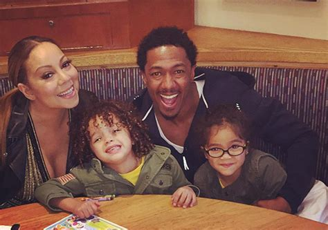 mariah carey and nick cannon talk co parenting throughout mariah carey talks about co parenting with nick cannon