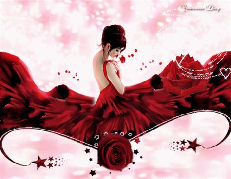 imagenes rosas gif 14 im 225 genes de rosas feliz san valentin gif