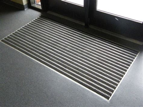 Entry Mats Commercial by Aluminum Roll Up Mats Refurbished Recessed Aluminum Mat Recessed Mat Project 47 St Hotel