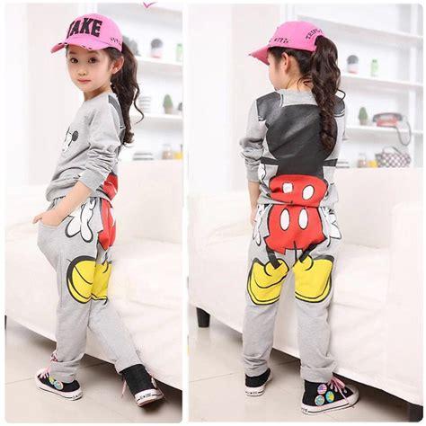 Top N Pant Mickey best new baby mickey minnie tops hoodies sportwear tracksuit for 2 7y