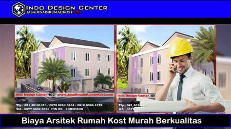 Murah Berkualitas biaya arsitek rumah kost murah berkualitas jasa desain rumah kost