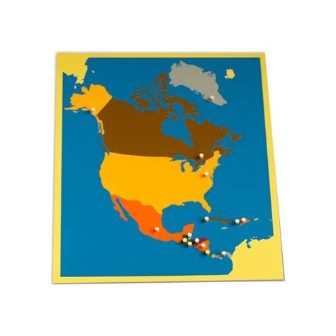 america map montessori puzzle map of america from montessori outlet