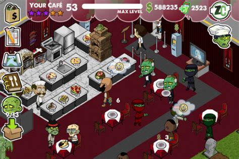 zombie cafe layout tips zombie cafe guide cheats and tips tap gamers