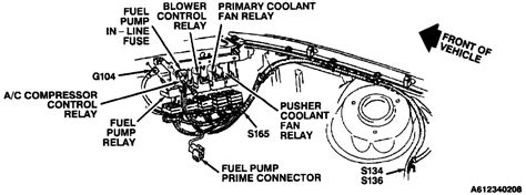 solved where buick 1994 skylark 1994 buick century fuel relay location wiring