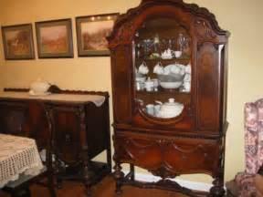 Antique Dining Rooms antique dining room set home design ideas