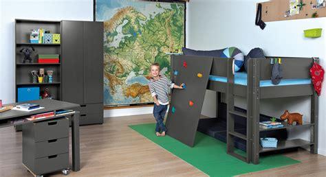 kletterwand für zuhause klettern kinderzimmer design