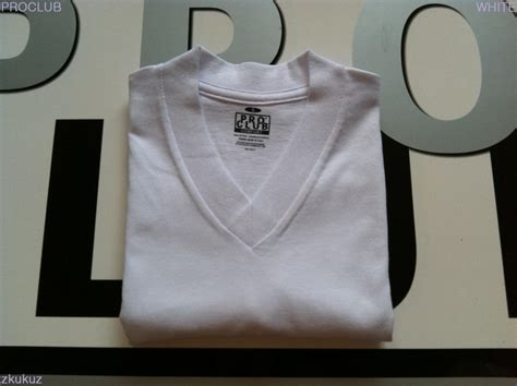 pro club comfort t shirts 3 new proclub v neck t shirt comfort white blank plain pro