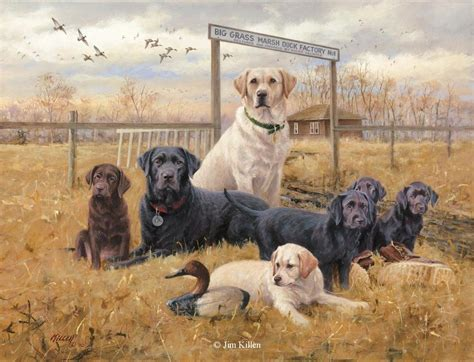 Labrador Retriever Artwork by Quot Great Beginnings Quot Labrador Retriever Family Artist