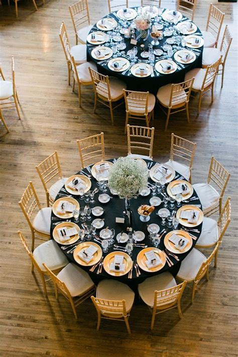 Formal Chicago wedding   ..Pin Worthy Reception Tables