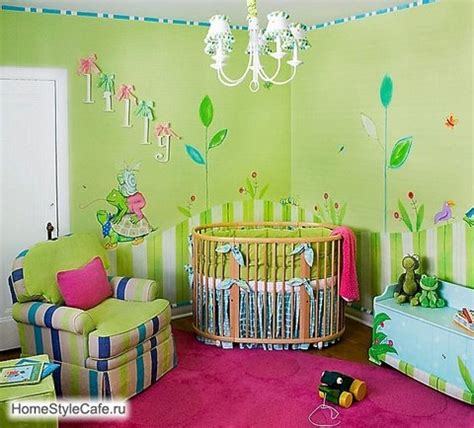innovative ideas of baby nursery decoration in cutest ways nationtrendz