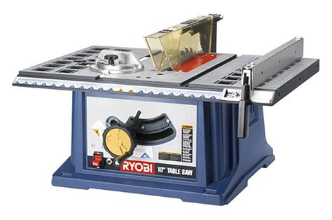 black and decker 10 portable table saw with stand factory reconditioned ryobi zrrts10 10 inch table saw with