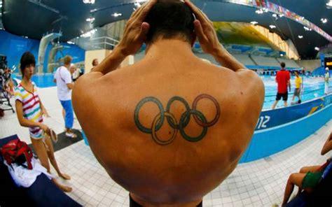 tattoo training london photos sexiest tattooed olympians