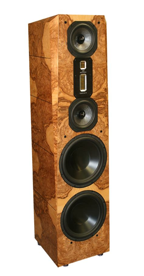 Speaker Legacy focus se legacy audio building the world s finest audio systems
