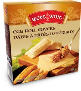 Where To Buy Rice Wrappers Egg Roll Covers