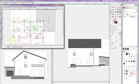 draftsight floor plan draftsight house plan tutorial