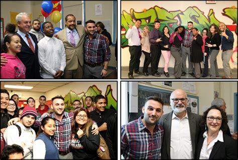 nps honors east side high school teacher brian klasner