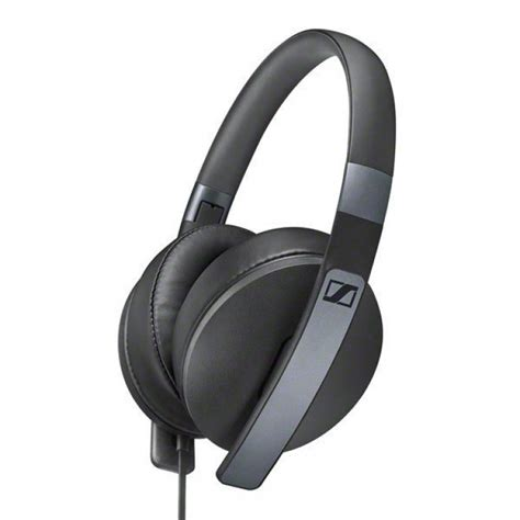 sennheiser hd 4 20s ear headphones with mic