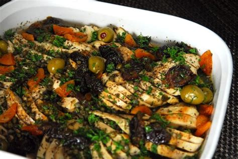 chicken marbella from the silver palate cookbook this is