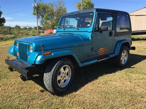 1991 jeep islander 1991 jeep wrangler for sale in eagle rock mo