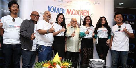 film indonesia komedi moderen gokil tayang perdana pemain komedi moderen gokil adakan meet