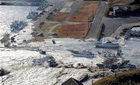 Imagenes Extrañas Del Tsunami De Japon | terremoto y tsunami en japon elblogverde com