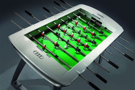 Table Soccer by Audi S 220 Ber Cool Soccer Table Enters Production On Sale