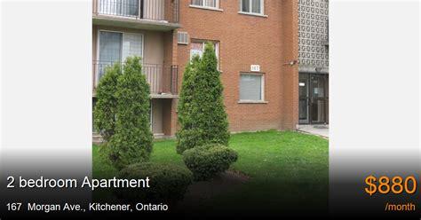 2 bedroom apartments for rent kitchener 167 morgan ave kitchener apartment for rent b19922