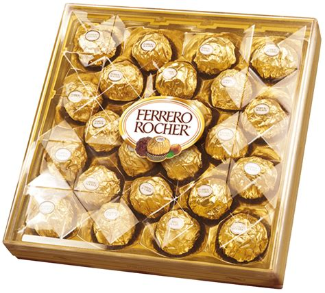 Ferrero Rocher Coklat ferrero chocolate box 24 pieces toko bunga