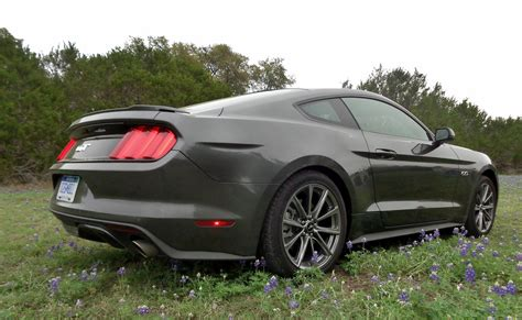 2015 ford mustang gt review review 2015 ford mustang gt premium the mustang source