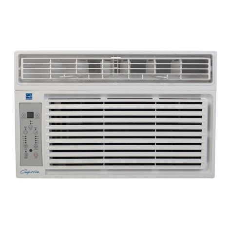 who makes comfort aire air conditioners comfort aire 8 000 btu window air conditioner with remote