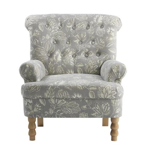 fabric armchairs online buy heart of house darcy fabric chair floral at argos co