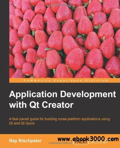 qt programming ebook download application development with qt creator free ebooks download