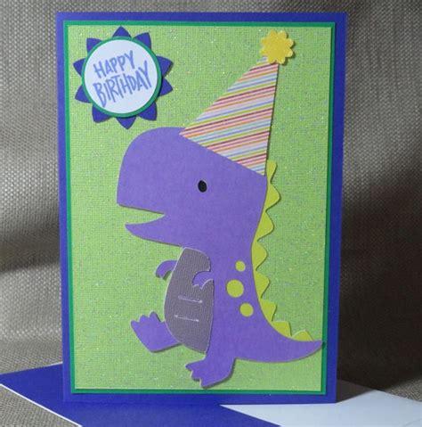 Dinosaur Birthday Cards Dinosaur Birthday Card Cards Pinterest