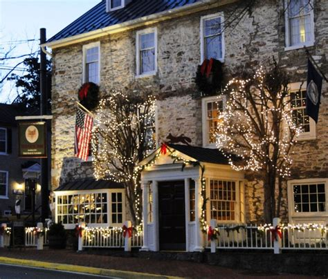 Red Fox Inn Middleburg Va Christmas Time Favorite Places Pinterest