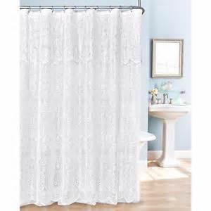 gorgeous country chic textured white lace fabric shower