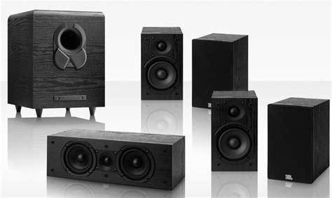 jbl  home theater sound system bundle groupon