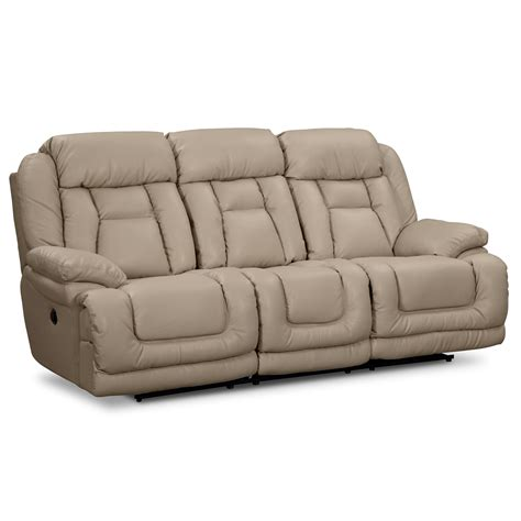 furniture modern beige catnapper recliner design for your
