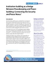 building security policy template policy brief 2016 1 challengesforum