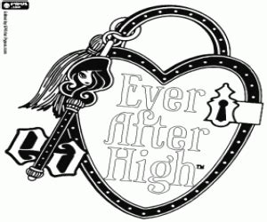 ever after high logo coloring pages ever after high coloring pages printable games